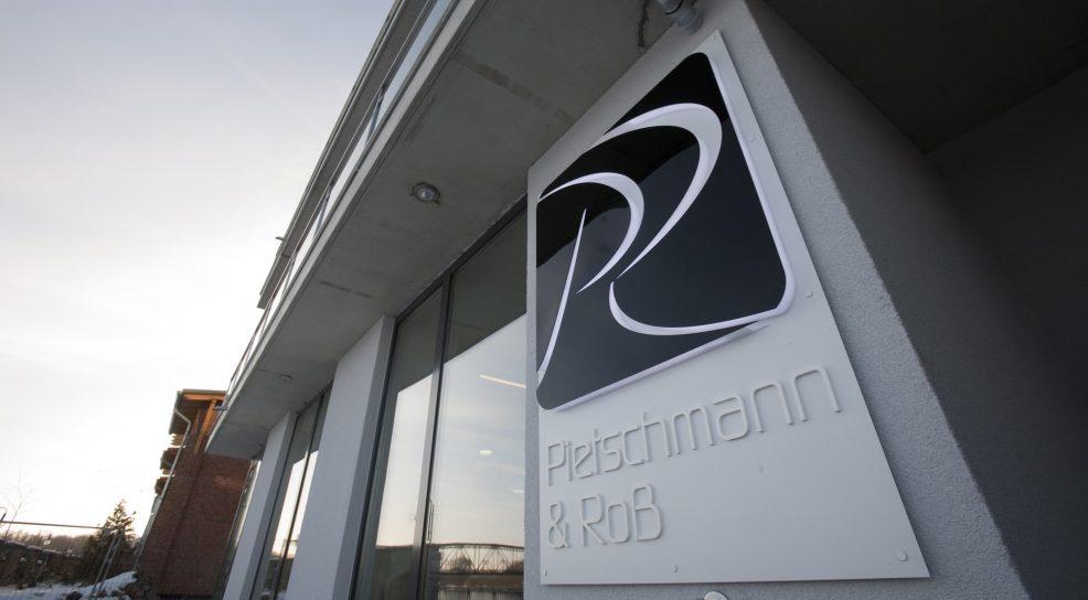 Leuchtwerbung für  Pietschmann & Roß Friseursalon