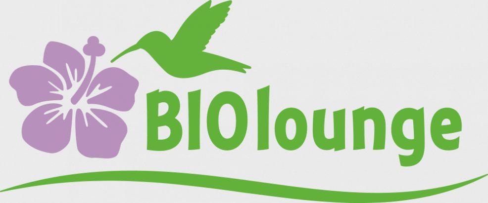 Logoentwicklung für  BIOlounge GmbH