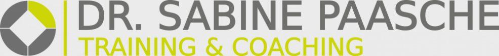 Logoentwicklung für  Dr. Sabine Paasche – Training & Coaching
