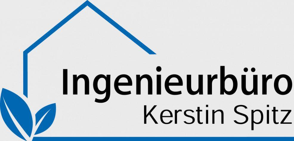 Logogestaltung für  Ingenieurbüro Kerstin Spitz