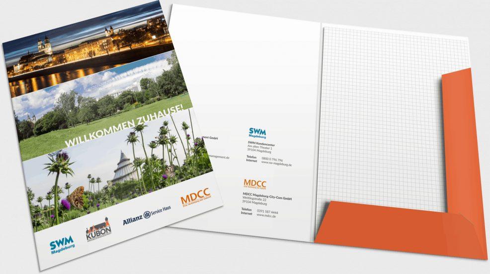 Mappe für  KUBON Immobilienmanagement GmbH