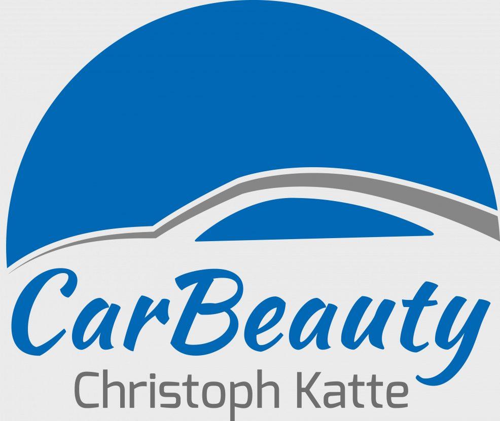 Logoentwicklung für  CarBeauty – Christoph Katte