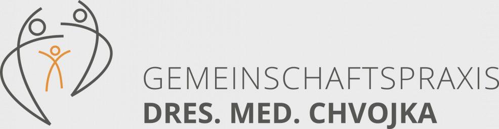 Logoentwicklung für  Gemeinschaftspraxis Dres. med. Chvojka