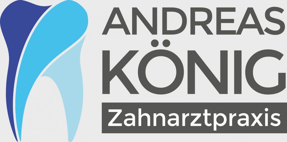 Logoentwicklung für  Zahnarztpraxis Andreas König