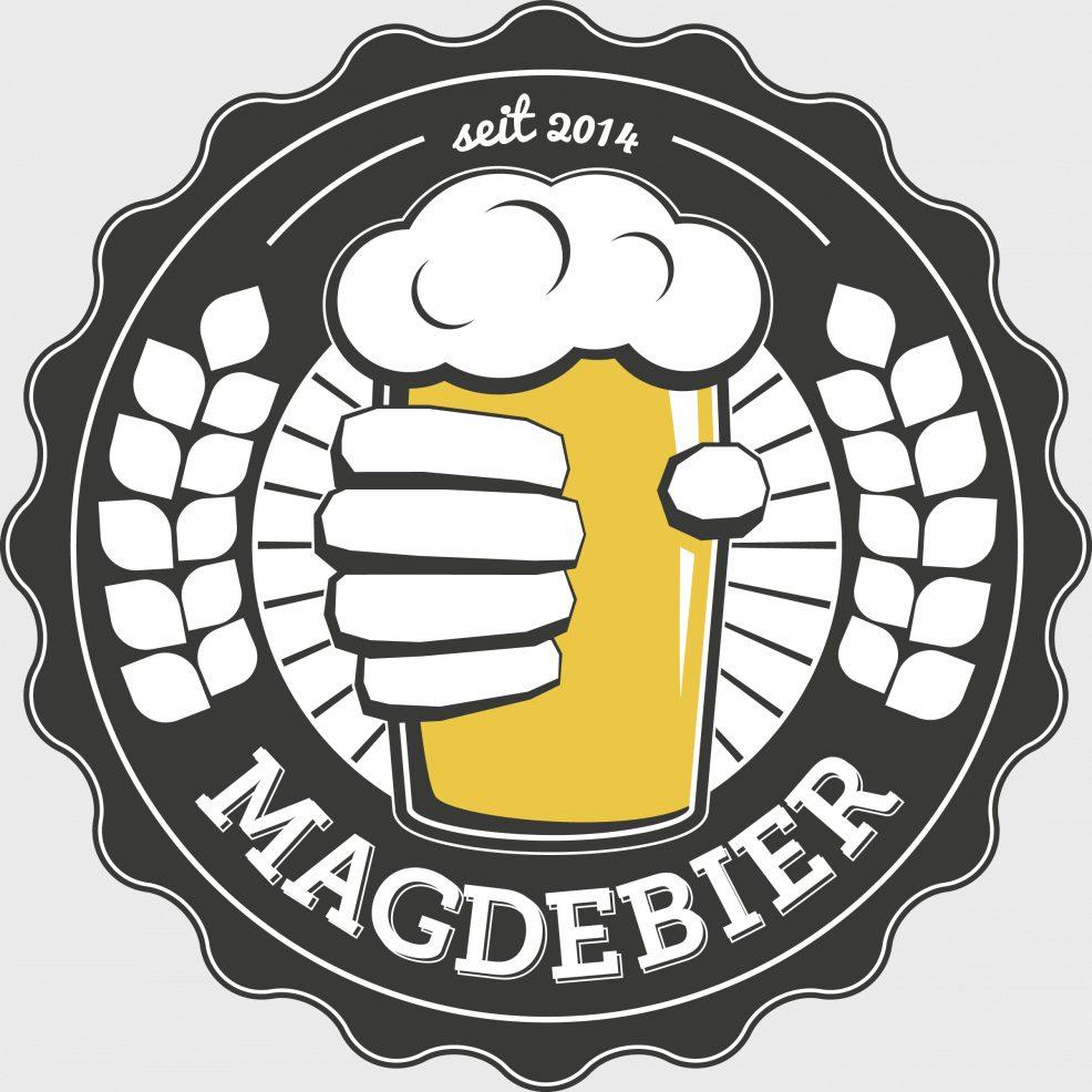 Logoentwicklung für  Magdebier