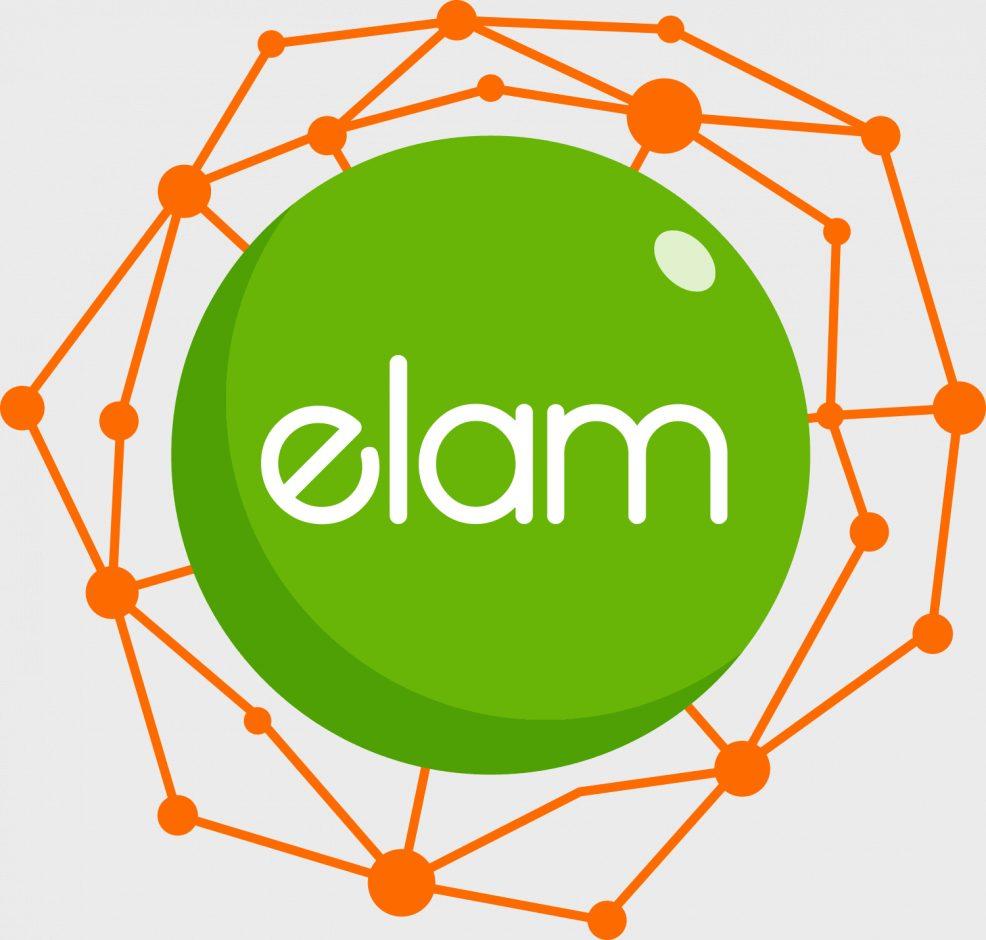 """Logoentwicklung """"elam"""" für  MAPP-Institut GmbH & Co. KG"""