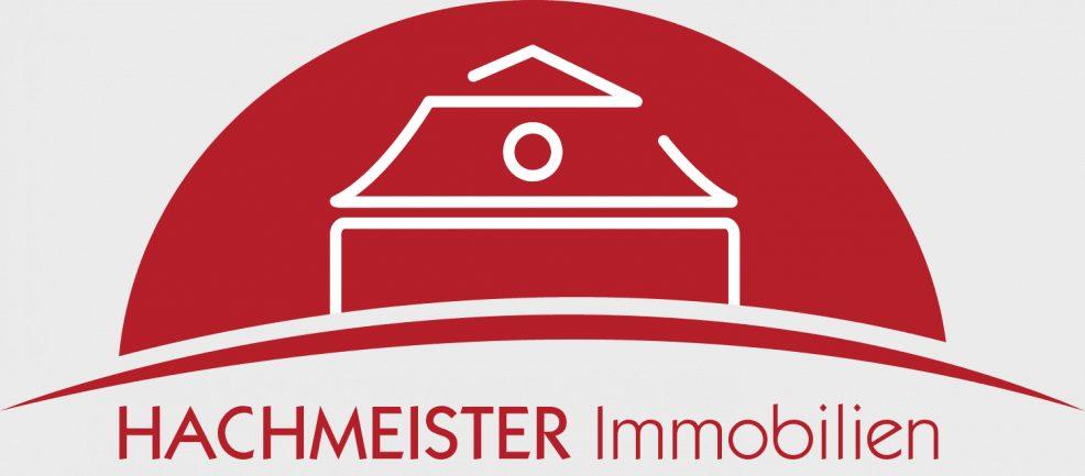Logoentwicklung für  Hachmeister Immobilien