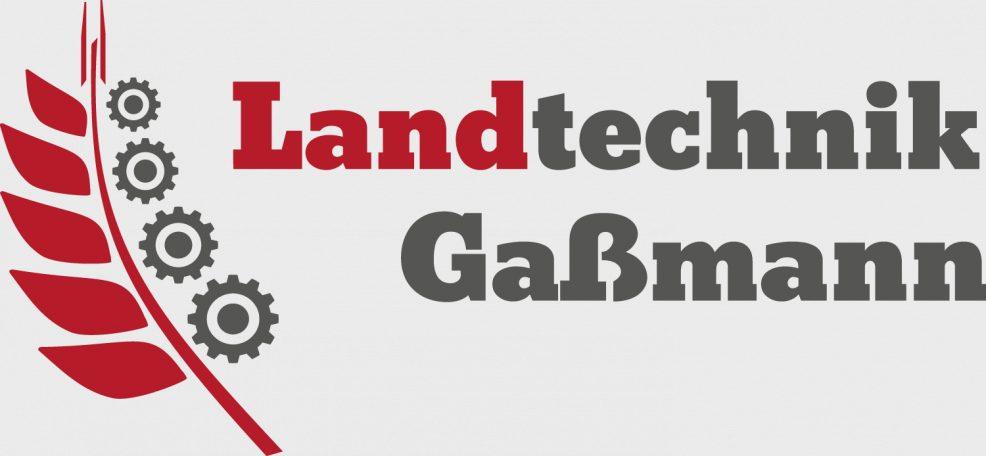 Logoentwicklung für  Landtechnik Gaßmann GmbH