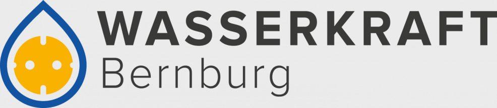 Logoentwicklung für  Wasserkraft Bernburg