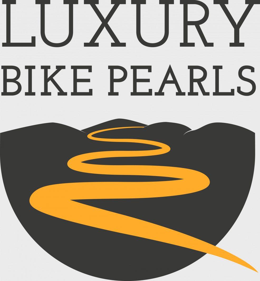 Logoentwicklung für  Luxury Bike Pearls
