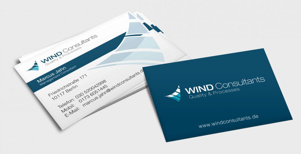 Visitenkarten für  WIND Consultants