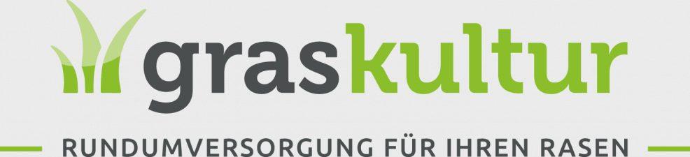 Logoentwicklung für  graskultur