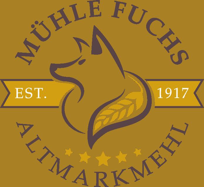 Logoentwicklung für  Altmark-Mühle Fuchs GmbH