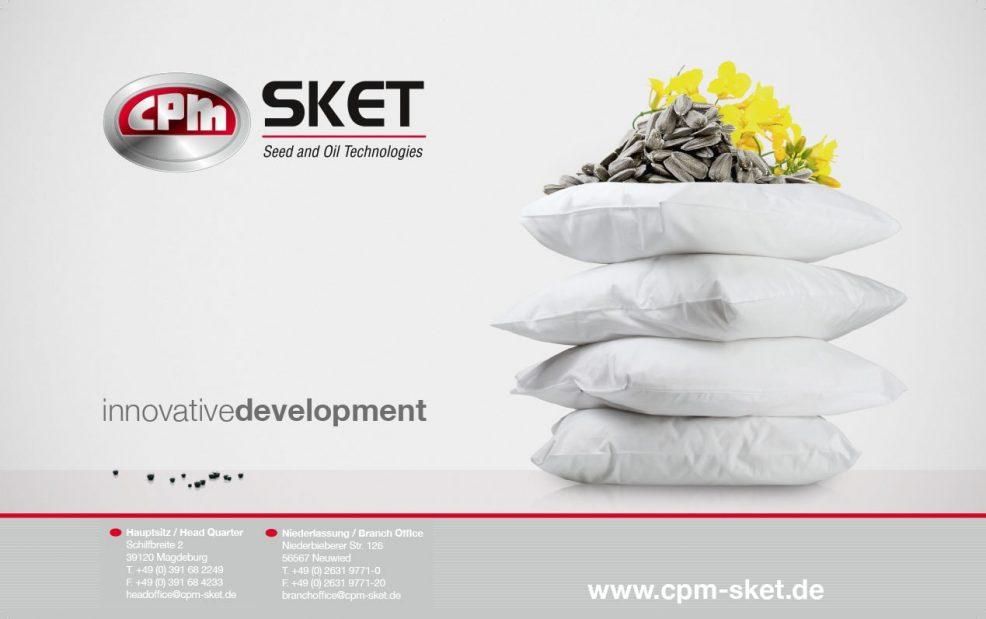 Kalendermotiv 2013 für  CPM SKET GmbH
