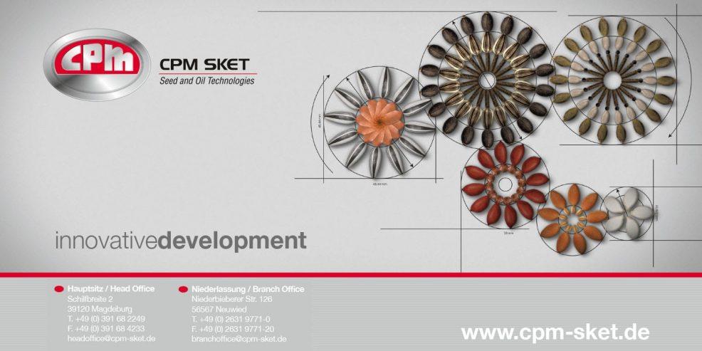 Kalendermotiv 2015 für  CPM SKET GmbH