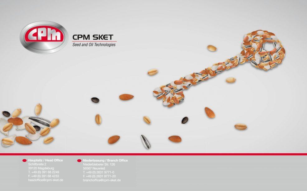 Kalendermotiv 2017 für  CPM SKET GmbH