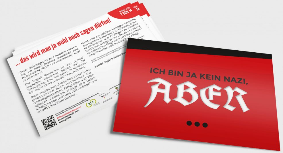Flyer-Serie für  Deutsches Rotes Kreuz Landesverband Sachsen-Anhalt e.V.