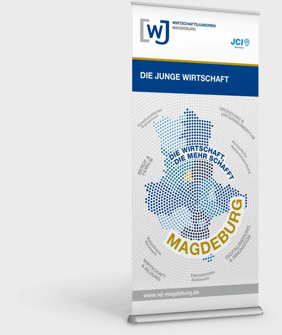 Rollup für  Wirtschaftsjunioren Magdeburg