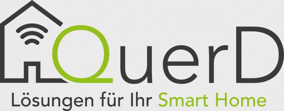 Logoentwicklung für  QuerD GmbH
