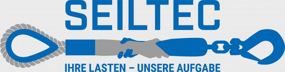 Logoüberarbeitung für  SEILTEC Seil- und Hebetechnik Schönebeck GmbH