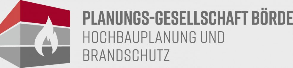 Logoentwicklung für  Planungs-Gesellschaft Börde GmbH