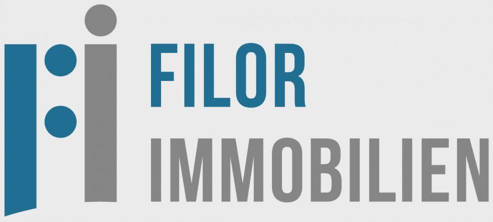 Logoentwicklung für  Filor Immobilien