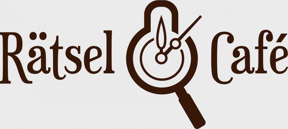 Logoentwicklung für  RätselCafé Magdeburg