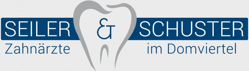 Logoentwicklung für  Seiler & Schuster Zahnärzte im Domviertel