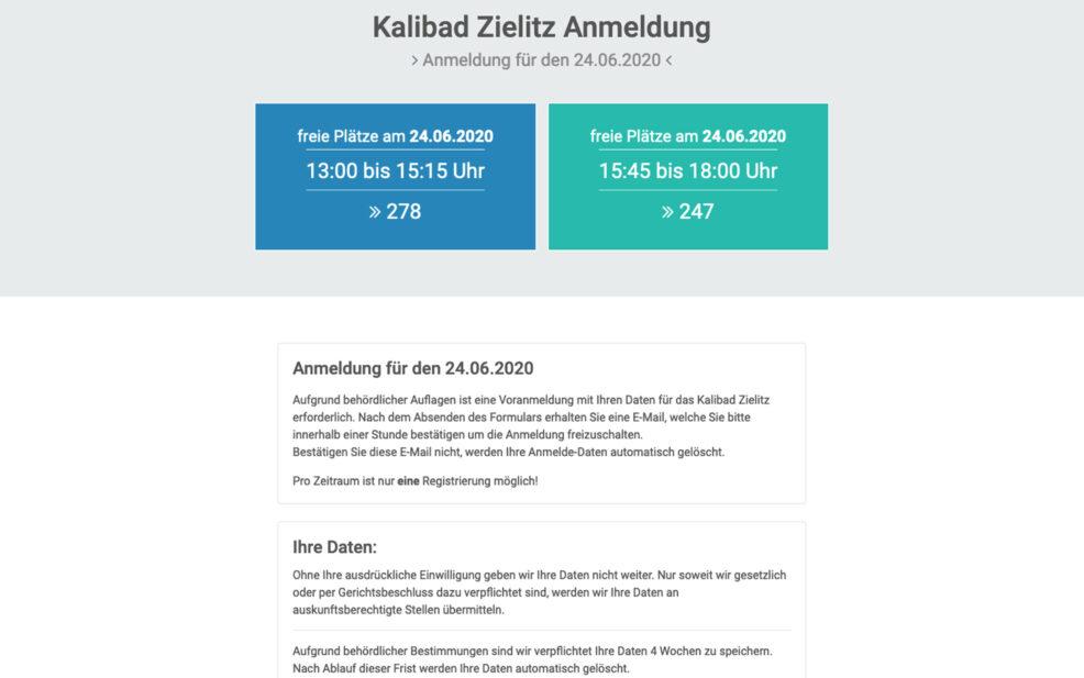 Webapp-Entwicklung für  Verbandsgemeinde Elbe-Heide